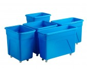 Skips, Bins & Storage