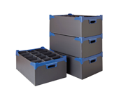 Glassware Storage Boxes - Bar Accessories