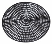 235mm/9.25″<br>Anti Skid Mat<br>To Fit 11″ Round Trays