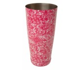 Mezclar<br>Patterned 28oz Boston Can<br>Pink