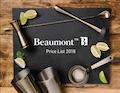 Beaumont Price List 2018